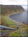 NG5152 : Bearreraig Bay by Richard Dorrell