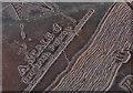J3473 : Gasworks/Blackstaff plaque, Belfast (3) by Albert Bridge
