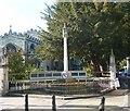 SU4767 : The Newbury War Memorial by Fly