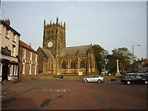 SE3694 : All Saints Parish Church, Northallerton by Ian S
