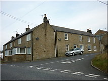 NY9185 : Sarelaw Cottage on the A68 near Ridsdale by Ian S