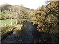 NY1421 : River Cocker from Scalehill Bridge by David Brown