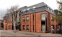 J3674 : Elizabeth House, Belfast by Albert Bridge