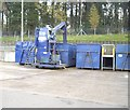 NO6897 : Segregated-waste bins by Stanley Howe