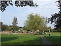 TQ3355 : Queen's Park, Caterham-on-the-Hill by Malc McDonald