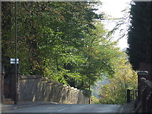 TQ3355 : Church Hill, Caterham by Malc McDonald