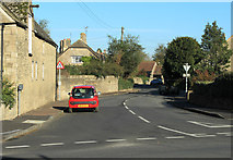 ST8080 : 2011 : B4039 Acton Turville by Maurice Pullin