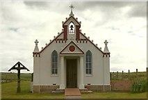 HY4800 : The Italian Chapel by Elliott Simpson