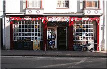 ST0207 : Cullompton: Pickwick's by Martin Bodman