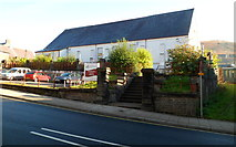 SS9992 : Tonypandy Library by Jaggery