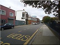 TQ2976 : Stewarts Road, London SW8 by Stacey Harris