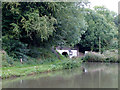 SJ6275 : Approaching Saltersford Tunnel near Barnton, Cheshire by Roger  Kidd