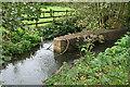 ST5269 : Long Ashton: Gatcombe Mill leat by Martin Bodman