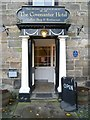 NO2507 : Doorway of the Covenanter Hotel, High Street by kim traynor
