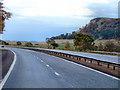 NT1396 : M90 Passing Benarty Hill by David Dixon