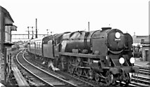TQ2182 : Hastings - Walsall express entering Willesden Junction by Ben Brooksbank