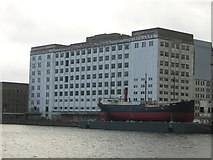 TQ4180 : Royal Victoria Dock and Spillers' Millennium Mills by Christopher Hilton