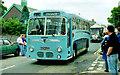 D4002 : Preserved bus, Larne by Albert Bridge