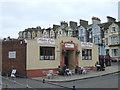 TQ8009 : Café in St. Leonard's on Sea by Malc McDonald