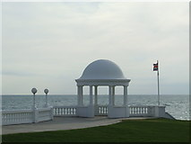 TQ7407 : Dome on Bexhill seafront by Malc McDonald