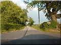 SJ6546 : Brine Pits Lane off Coole Lane by Alexander P Kapp