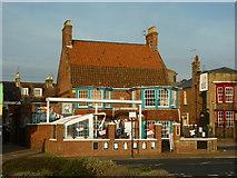TG5307 : The Marine public house by Ian S