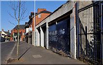 J3674 : Bloomfield Avenue development site, Belfast by Albert Bridge