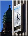 J3374 : Clock, Belfast by Rossographer