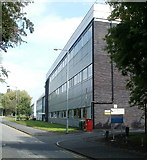 ST2995 : Former Lufthansa Resource Technical Training, Cwmbran by Jaggery