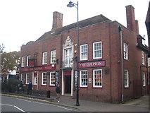 TQ0202 : The Dolphin Inn Littlehampton by Rod Allday