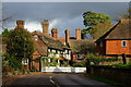TQ3425 : High Street, Lindfield, Sussex by Peter Trimming