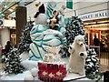 SJ9494 : Santa's Grotto by Gerald England