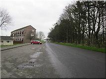 NX1896 : Back Road/Coalpots Road by Billy McCrorie