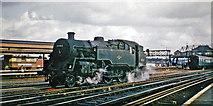 TQ2775 : BR Standard 2-6-4T at Clapham Junction by Ben Brooksbank