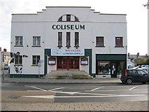 SH5639 : Achub y Coliseum - Save the Coliseum by Alan Fryer