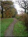 SE1328 : Footpath - off Meadway by Betty Longbottom