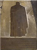 SK7953 : Brass of William Phyllypott,St Mary Magdalene church by J.Hannan-Briggs