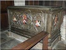 SK7953 : Tomb of Robert Brown, St Mary Magdalene church, Newark by J.Hannan-Briggs