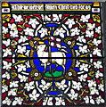 ST8820 : Agnus Dei, The Church of St Thomas by Maigheach-gheal