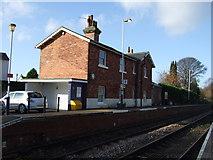 NZ5315 : Nunthorpe Railway Station by JThomas