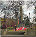 SD7807 : Radcliffe War Memorial by David Dixon