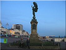 TQ2904 : Peace Statue (1) by Simon Carey