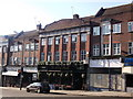 TQ3161 : The Foxley Hatch, Public House, Purley by David Anstiss