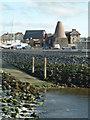 SN5881 : Malt house and kiln, Aberystwyth by Chris Allen