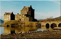 NG8825 : Eilean Donan Castle by Peter Bond