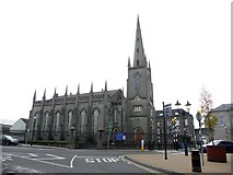H6733 : St Patricks Church of Ireland, Monaghan by Kenneth  Allen