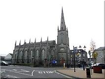 H6733 : St Patricks Church of Ireland, Monaghan by Kenneth  Allen