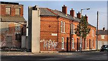 J3673 : Clara Street, Belfast by Albert Bridge