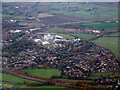 TL2326 : Stevenage from the air by Thomas Nugent