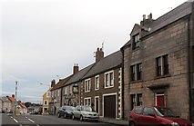 NT9953 : Castlegate, Berwick upon Tweed by nick macneill
